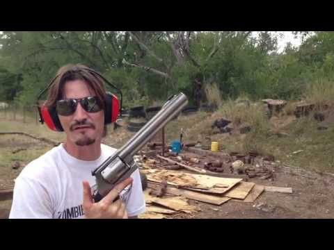 World's Biggest Handgun! .500 S&W Magnum!