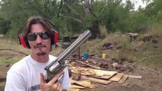 World's Biggest Handgun! .500 S&W Magnum! thumbnail