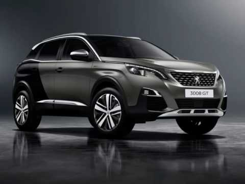 2017 peugeot 3008 gt youtube. Black Bedroom Furniture Sets. Home Design Ideas