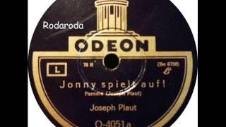 Jonny spielt auf   Jospeh Plaut mit Arthur Briggs