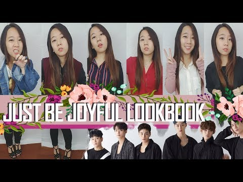 JBJ KPOP LOOKBOOK  ♥