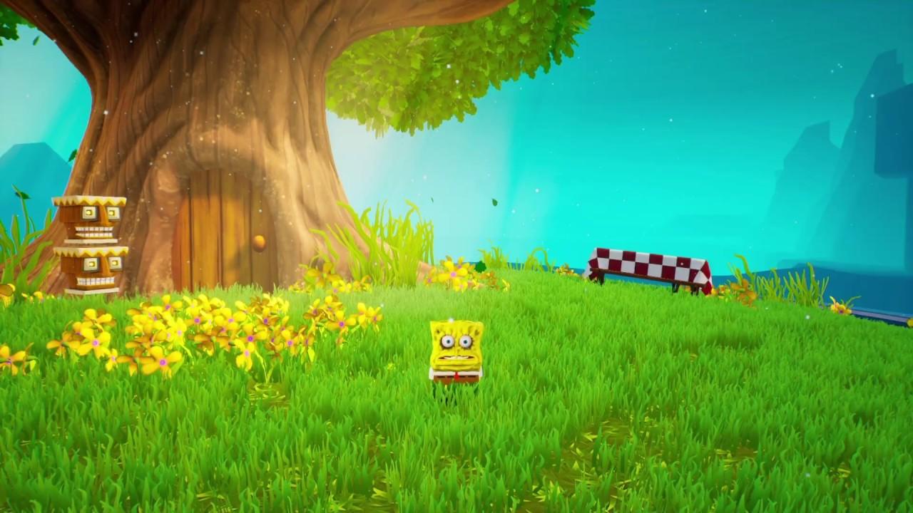 SpongeBob SquarePants: Battle for Bikini Bottom - Rehydrated - SpongeBob - SpongeBob SquarePants: Battle for Bikini Bottom - Rehydrated - SpongeBob