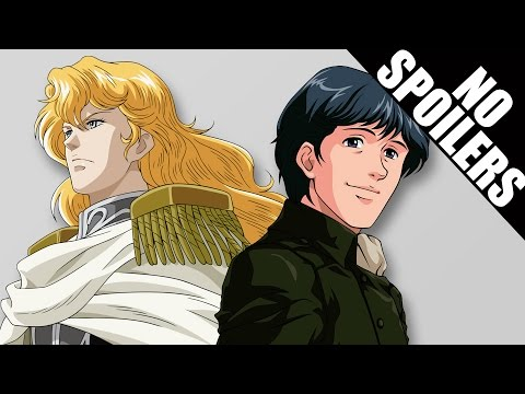 Legend of the Galactic Heroes - Space Opera - Anime Review #98