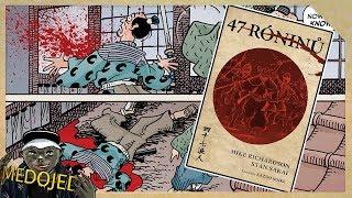 Chcete znát Japonsko? Přečtěte si tenhle komiks! (47 róninů čítárna)