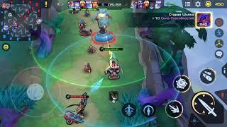 Скачать Planet Of Heroes Аналог доты на андроид Жёсткая битва Сильно горит