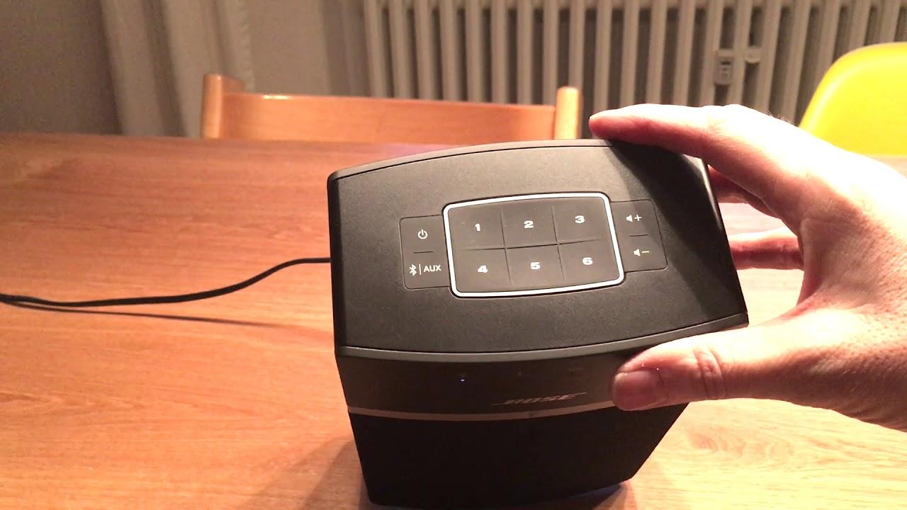 bose soundtouch 10 funktionen und besonderheiten youtube. Black Bedroom Furniture Sets. Home Design Ideas