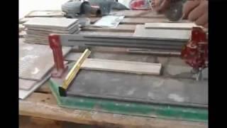 Плиткорез механический Nuova