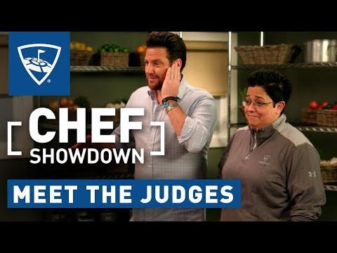 Chef Showdown | Season 2: Meet the Judges | Topgolf
