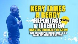 Kery James -- Retour sur son show à Bercy avec IAM, Youssoupha, Médine, Mac Tyer, DRY, L.E.C.K...