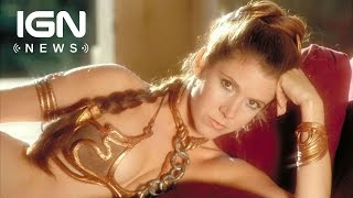 Rumor: Slave Leia Bikini Merch and Marketing Being Retired From Star Wars IP - IGN News
