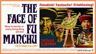 The Face Of Fu Manchu (1965) German Trailer - Color / 2:50 mins