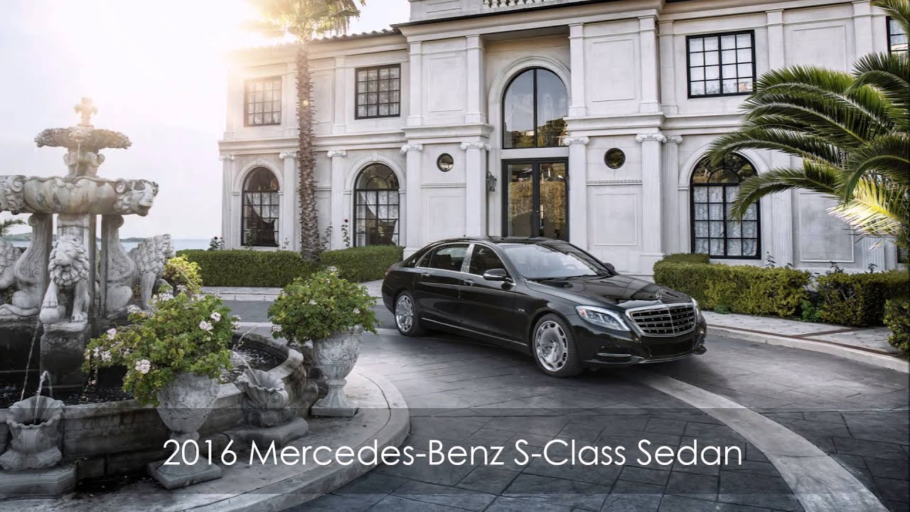 2016 Mercedes Benz S Class Sedan From Mercedes Benz Of Jackson Serving  Clinton And Jackson, MS!