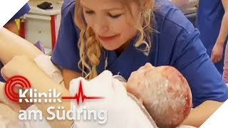 Riesen-Frühchen: Natürliche Geburt trotz Schwangerschaftsdiabetes! | Klinik am Südring | SAT.1 TV
