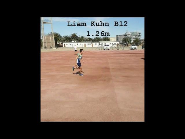 54193 B12 HJ 1 26m Liam Kuhn