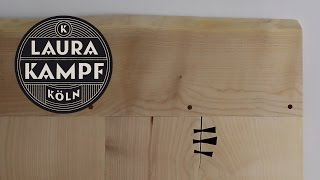 Laura´s Maple Table (Part 1)