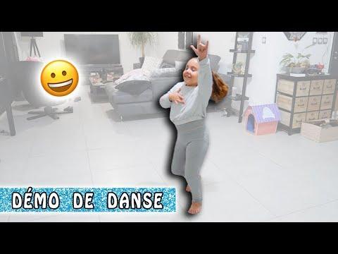 JEN DANSE : Démo de House et Hip Hop chorégraphique / Family vlog
