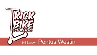 Download Mp3 Pontus Westin | Welcome To Kickbikebutiken