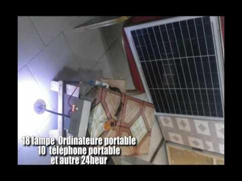 15. El hadji Thiam à Touba Sénégal Créations d'énergie le 15.01.2016