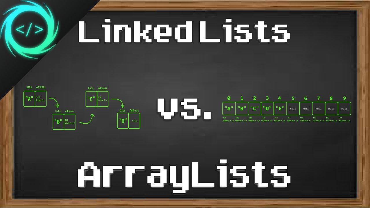 Data Structures and Algorithms: LinkedLists vs ArrayLists 🤼♂️