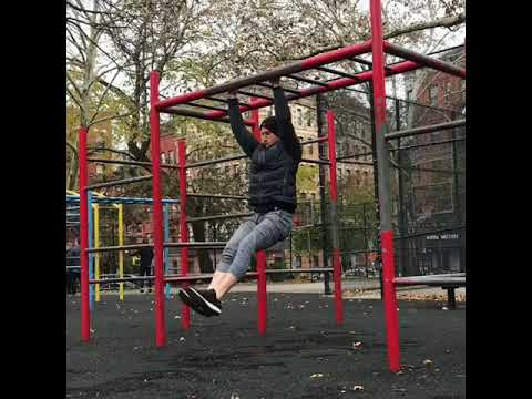 The gritty New York City workouts: Tompkins Square Park (1)