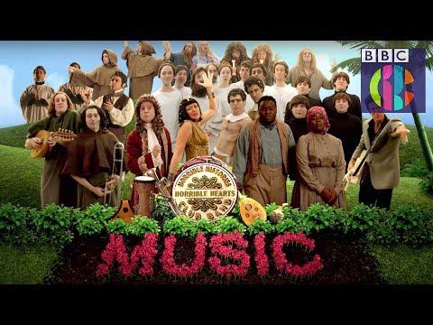 Horrible Histories Song | Monstrous Musicians!
