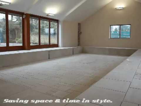 Lpf Moving Pool Floor Youtube