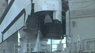 Shuttle Discovery STS-133 Final Launch (NEW) (From Liftoff to External Tank Separation)