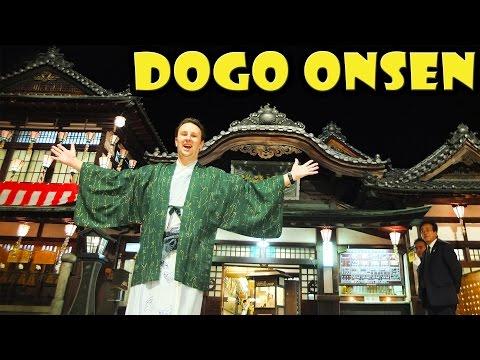 Dogo Onsen Japan Travel Guide