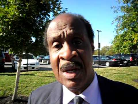 "Montgomery County Exec. Isiah ""Ike"" Leggett on Pres. Obama Visit to MD - 10.7.10"