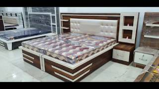 Latest Wooden Beds Designs Feburary 2020 Youtube