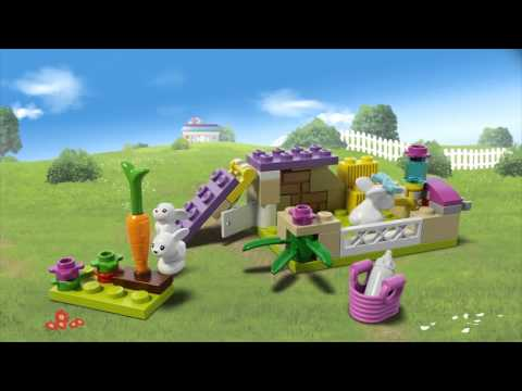 LEGO Friends Bunny And Babies (41087) At Toys R Us UK