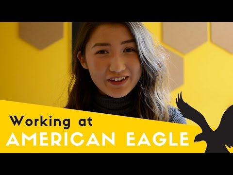 Working at American Eagle | Pay, Discount & My Experience ● bestdressed