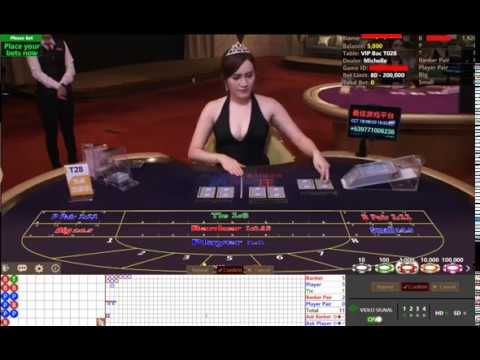 Online Casino Live Baccarat Real Money