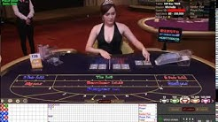 Live Casino Baccarat Real Money Play at Online Casino
