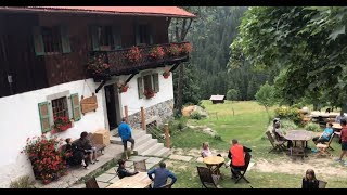 Mont Blanc: Long-Distance Hikes and Mountain Hospitality