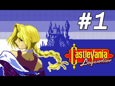 Castlevania Legends - #1 : Sombras Dançantes !!!