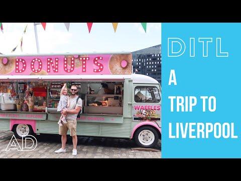 DITL: A TRIP TO LIVERPOOL | AD