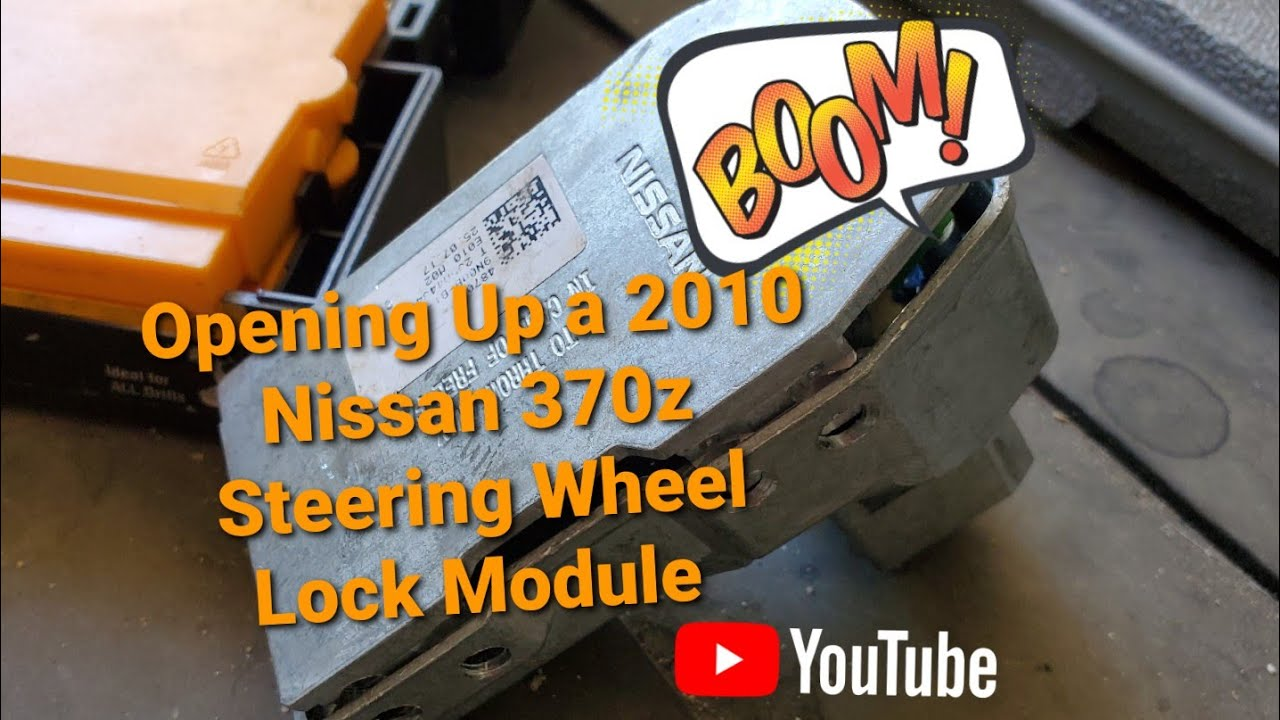 how to try to bypass the steering wheel lock module on a 2010 nissan 370z youtube how to try to bypass the steering wheel lock module on a 2010 nissan 370z