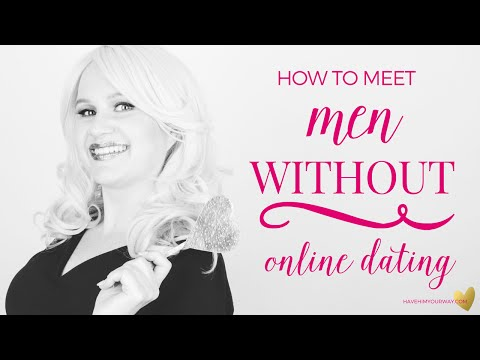 #FairyDustTV  Episode 7,  How To Meet Men WITHOUT Online Dating Part 1