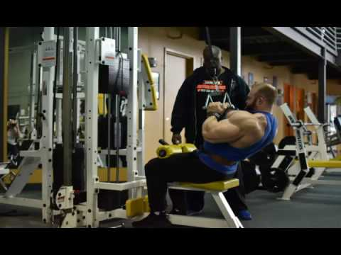 Freddy Palmer Personal Trainer Ottawa And His Monster Muscle Mass Bodybuilding Clients