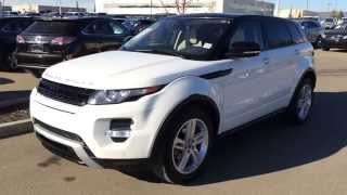 Range Rover Evoque 2012 Videos