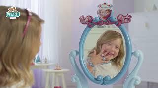 Kozmetična mizica Frozen 2 Disney 2v1 Smoby