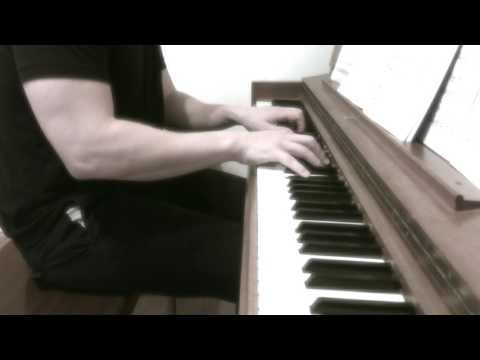 "Erik James plays Bruce Hornsby's ""Harbor Lights"" Intro"