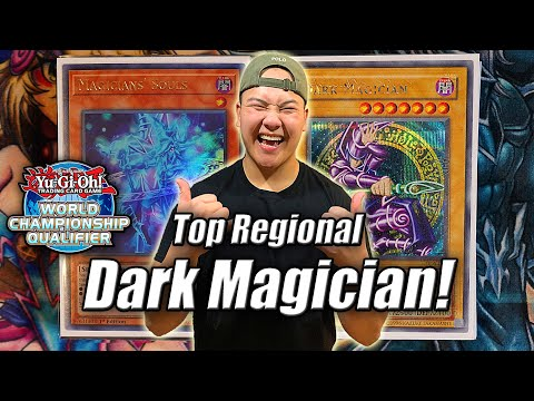 Yu-Gi-Oh! TOP REGIONAL: NEW DARK MAGICIAN DECK PROFILE! JANUARY 2020 BANLIST! + COMBOS/STRATEGIES!