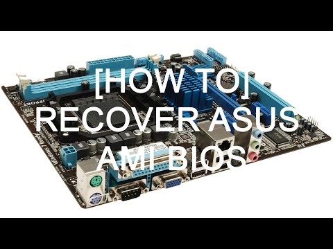 [HOWTO] Recover Asus