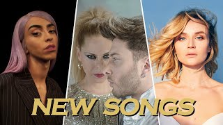 New Songs by Eurovision Artists - APRIL 2020