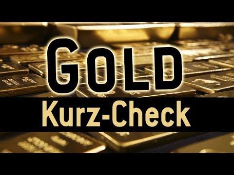 Gold Kurz-Check + Triff mich in Stuttgart!