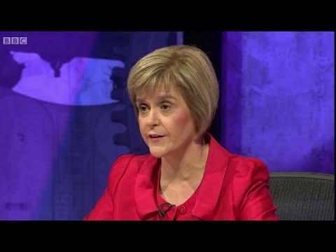 Scottish Independence Referendum Debate Aberdeen