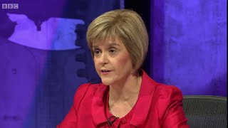 Scottish Independence Referendum Debate Aberdeen