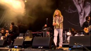 Robert Plant & The Sensational Spaceshifters - Tin Pan Valley (live 2014)